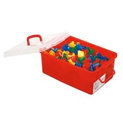 """Набор Гео-блоки для детской развивающей доски Gigo """"Geo blocks"""""""