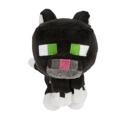 """Плюшевая игрушка """"Minecraft Tuxedo Cat"""" (Кошка), 20 см"""