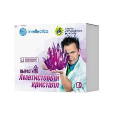 """Научно-познавательный набор """"Магические кристаллы"""" малый, цвет фиолетовый"""
