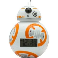 """Будильник """"Звездные войны. Дроид BB-8"""", 19 см"""