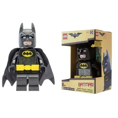Будильник Lego Batman Movie, минифигура Batman