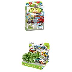 """Детский развивающий набор для выращивания """"Город машин"""""""