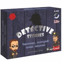 """Настольная игра """"Детективные истории. Человек, который всем надоел"""""""