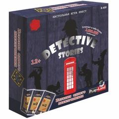 """Настольная игра """"Детективные истории. История одного преступления"""""""