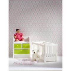 Кукольная мебель Кровать с пеленальным комодом