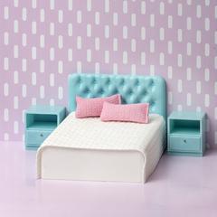 Набор мебели для домика базовый набор для спальни