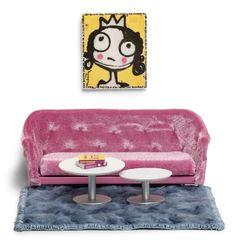 Набор мебели для домика Гостиная