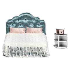 Набор мебели для домика Спальня