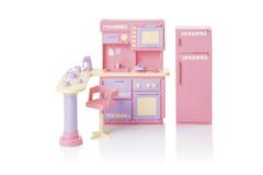 Кухня Маленькая принцесса Розовая (в коробке)
