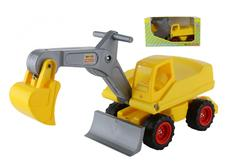 Мега-экскаватор колёсный (в коробке №2)