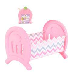 Кроватка сборная для кукол большая (в пакете)