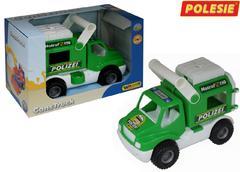 """""""КонсТрак - полиция"""", автомобиль (в коробке)"""