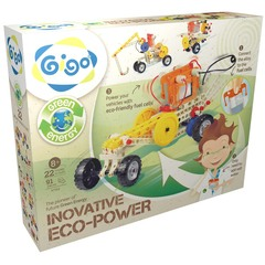 "Конструктор Gigo ""Eco power"" (Гиго. Энергия соли)"