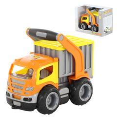 """""""ГрипТрак"""", автомобиль-контейнеровоз (в коробке)"""