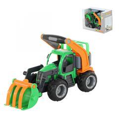 """""""ГрипТрак"""", трактор-погрузчик (в коробке)"""