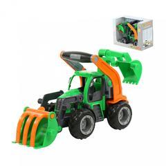 """""""ГрипТрак"""", трактор-погрузчик с ковшом (в коробке)"""
