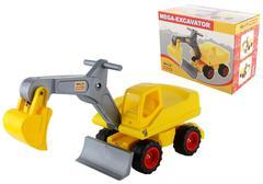 Мега-экскаватор колёсный (в коробке)