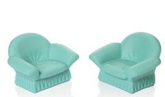 Кресла мягкие в ассортименте