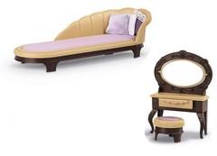 Набор мебели для будуара