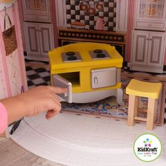 Винтажный кукольный дом для Барби