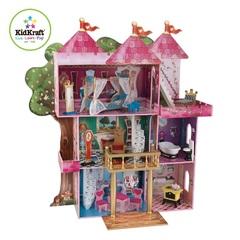 Замок-дом для кукол Winx и Ever After High