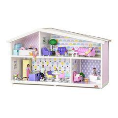 Креативный кукольный домик