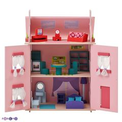 Набор текстиля для серии закрытых домиков