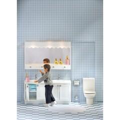 Мебель для домика Смоланд Ванная с 2 раковинами