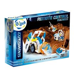 """Конструктор Gigo """"Remote control machines"""" (Гиго. Управляемые роботы 2)"""