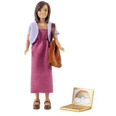 Набор кукол для домика мама с аксессуарами