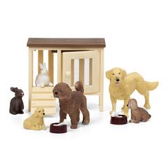 Набор домашних животных
