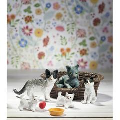 Набор животных Кошачья семья
