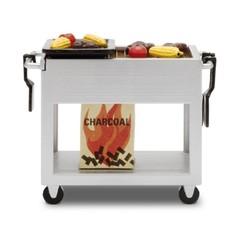 Игровой набор для домика Набор для барбекю