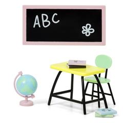 Набор мебели для домика Школа