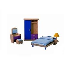 Plan Toys Набор мебели для спальни