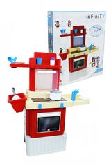 Кухня детская игрушечная Infinity basic №2 (в коробке)