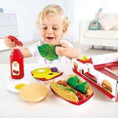 Игровой набор Fast Food