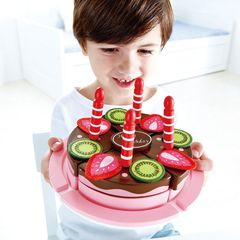 Игровой набор Двойной торт День рождение