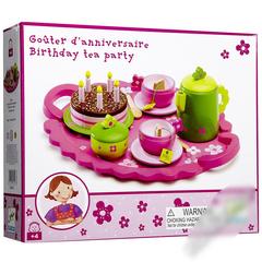 Столовый набор День рождения