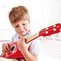 Музыкальная игрушка Гавайская гитара,красный