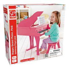 Музыкальная игрушка Рояль, розовый