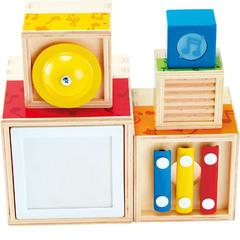 Музыкальный набор 6 предметов