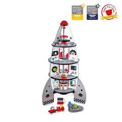 Игровой набор Четырехступенчатый космический корабль
