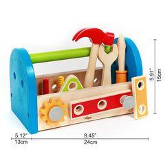 Игровой набор Ящик для инструментов