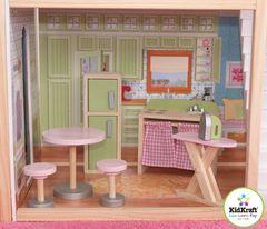 """Большой кукольный дом для Барби """"Великолепный (Королевский) Особняк"""" (Majestic Mansion) с мебелью"""