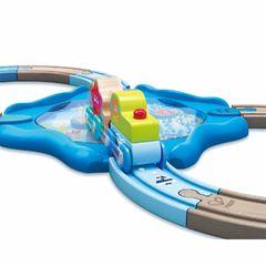 Железная дорога Подводный мир