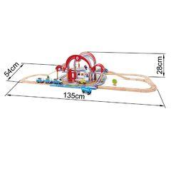 Игровой набор Станция Гранд Сити