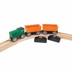 Дизельный Грузовой Поезд