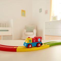 Маленький Храбрый паровоз