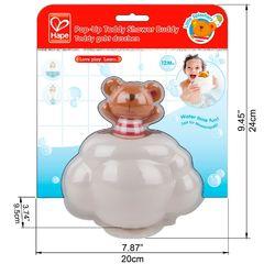 Игрушка для купания Всплывающий Тедди